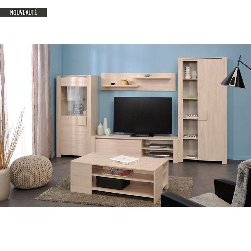 Meuble Tv 2 Portes Paloma Meuble Mobilier De Salon Meuble Tv