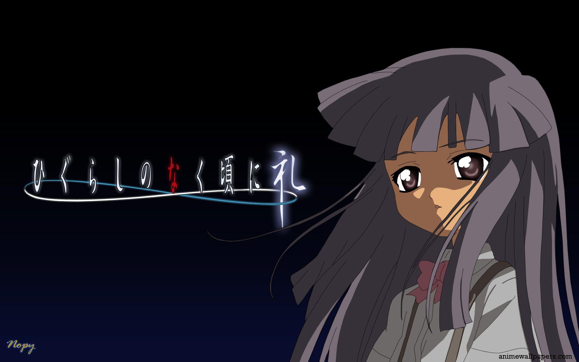 ひぐらしのなく頃に Anime, Fondos de pantalla gratis, Descargar