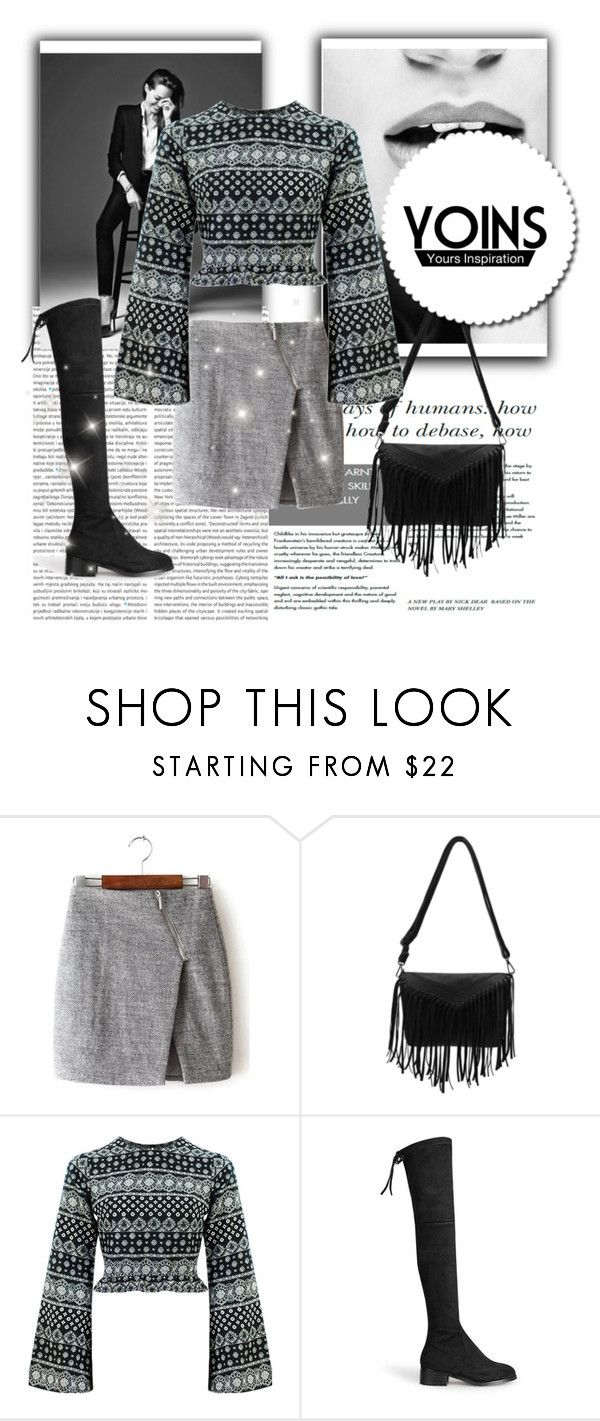 """""""YOINS"""" by lejlasaric ❤ liked on Polyvore featuring women's clothing, women, female, woman, misses and juniors"""