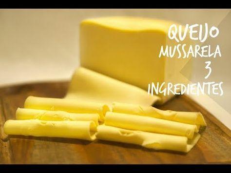 Os ingredientes são: 1 Litro de Leite 200 gramas de Amido de Milho (maisena) 1/2 Pacotinho Queijo Ralado 1/2 Colher sopa de Sal 200 gramas de Mussarela ralada 200 gramas de MARGARINA ***MODO DE FAZER, ASSISTA O VÍDEO