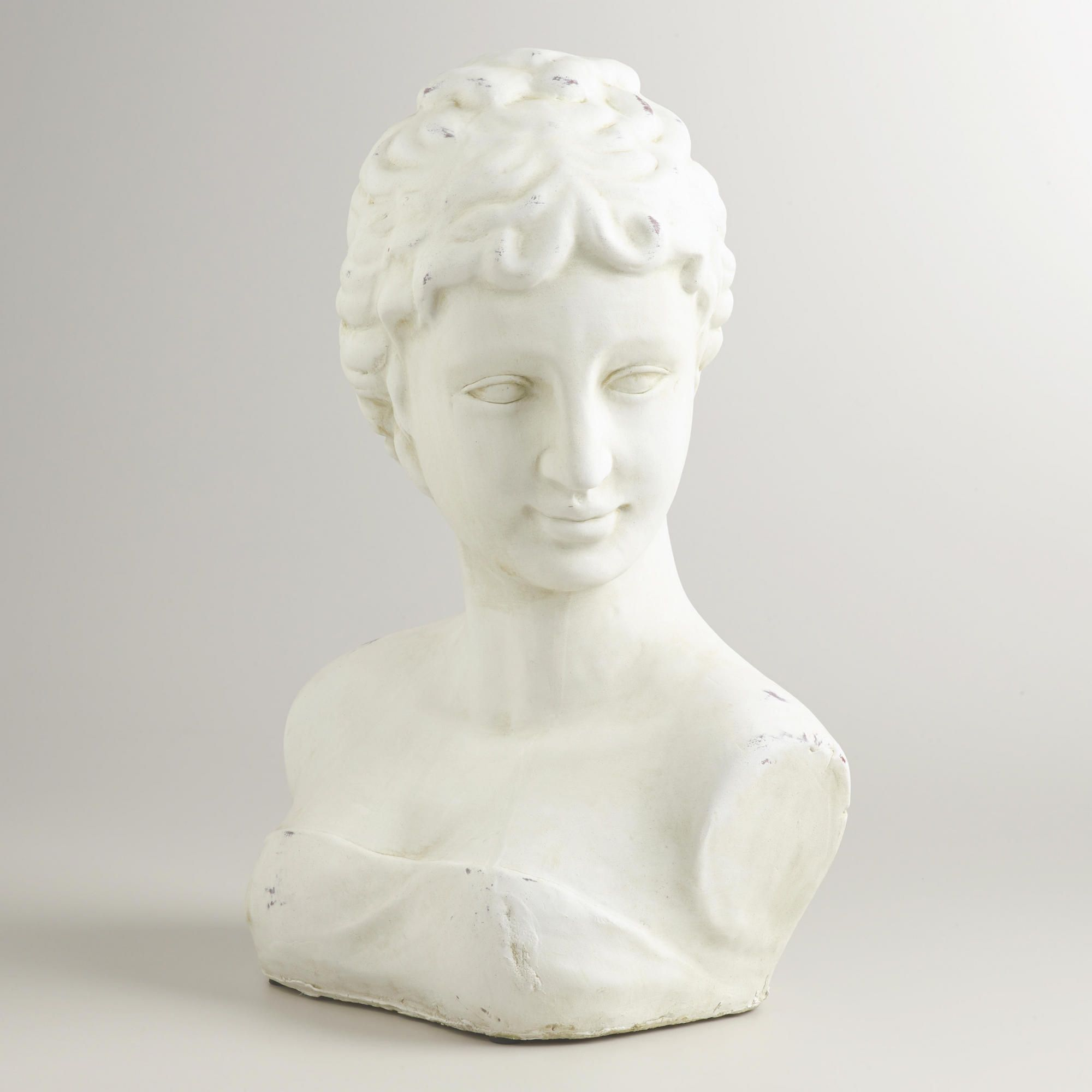 World Of Architecture 16 Simple Elegant And Affordable: Victorian Bust Tabletop Decor