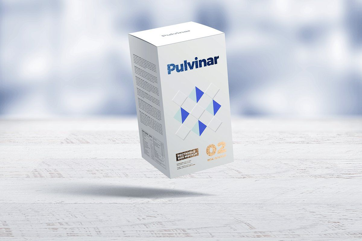 Download Box Packaging Mockup Rectangle In 2020 Box Packaging Packaging Mockup Creative Brochure