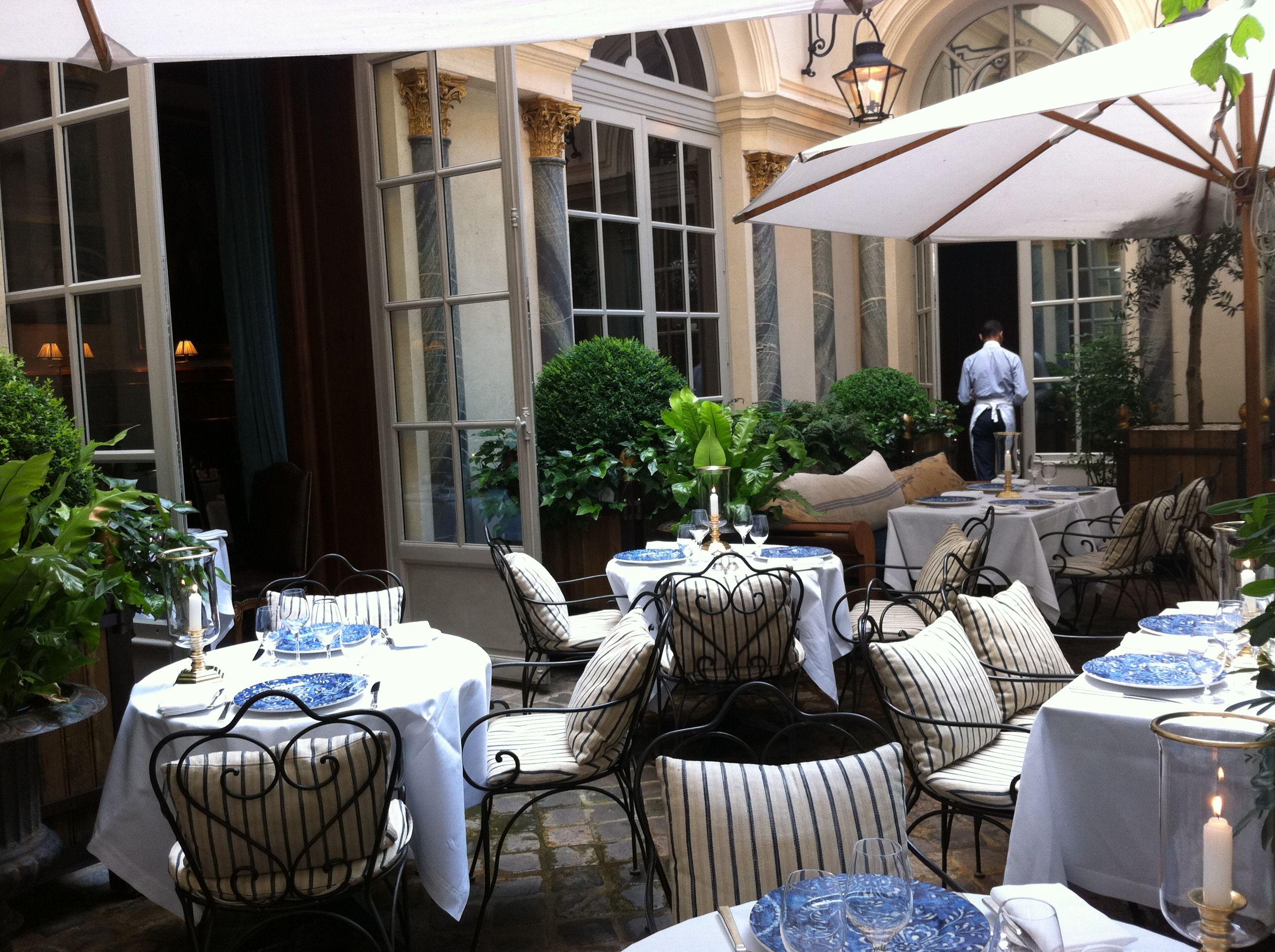 Terraza Restaurant Ralph S In Paris Www Fustaiferro Com Muebles De Forja Decoracion Hosteleria Restaurant Fustaiferro Paris Hage Terrasse Terrasse Hage