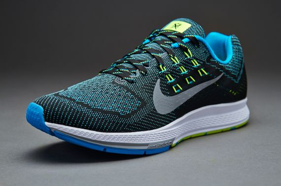 968bb8f8248 Nike Air Zoom Structure 18 - Blue Lagoon Reflective Silver Volt Black