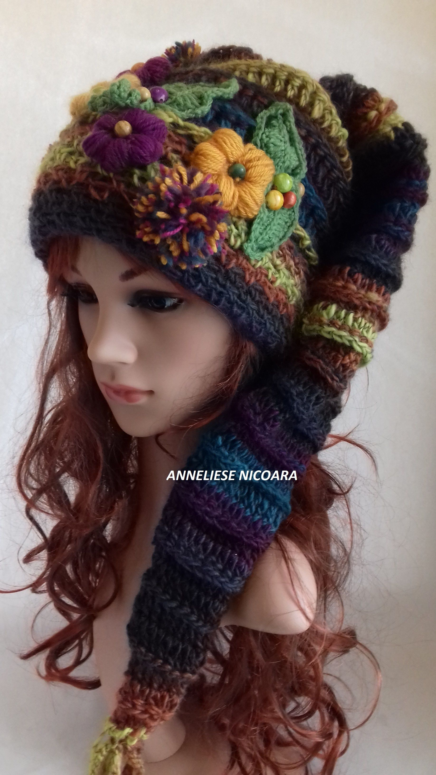 01f23fe6c8480 Pixie Hat  Fairytales Hat