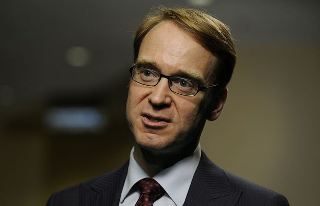 Weidmann Says Bundesbank Is Preserving Euro Stability