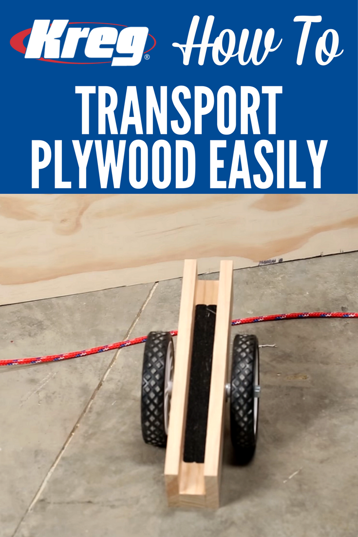 How To Carry Plywood Easily Plywood Sheets Are Big And