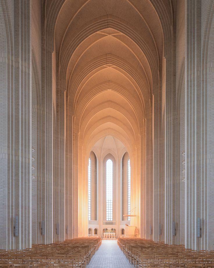 Grundtvig's Church · Copenhagen, Denmark - IGNANT