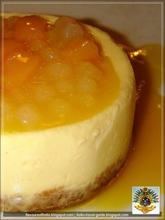 Mango Cheesecake from Bluejay Cafe | FLAVOURS OF ILOILO and beyond ...