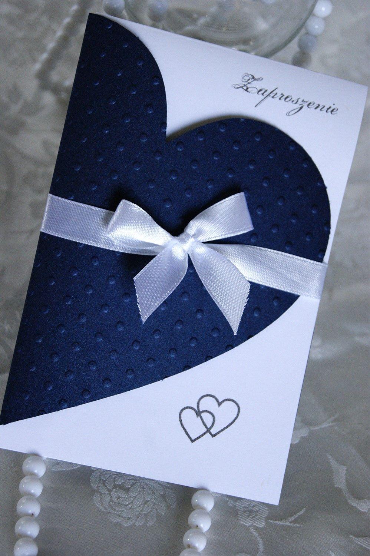 Wedding Invitation Zaproszenia ślubne Wedding Tarjetas