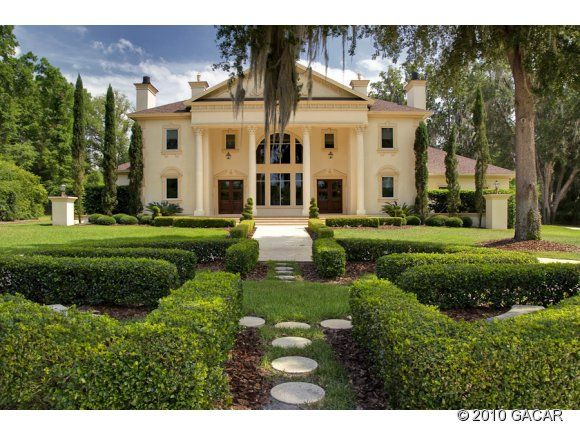 Haile Plantation Luxury Homes Gainesville FL