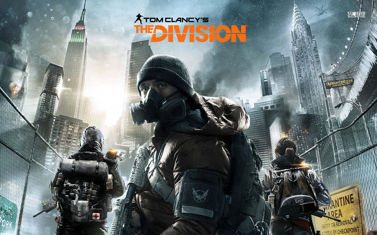 Tom Clancy's The Division System Requirements Revealed