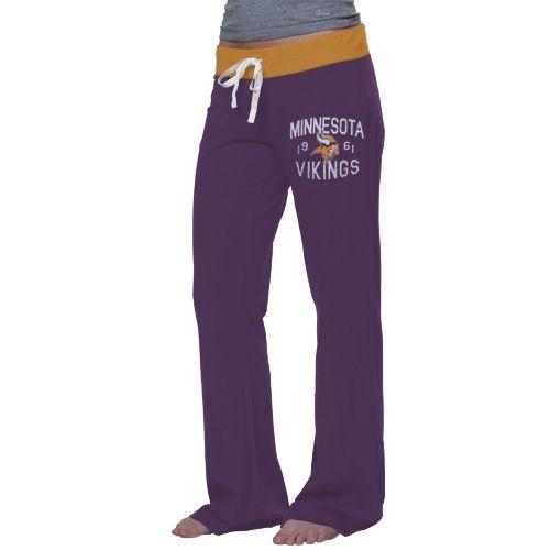 427f0e7f NFL '47 Brand Minnesota Vikings Women's Power Stretch Pants ...
