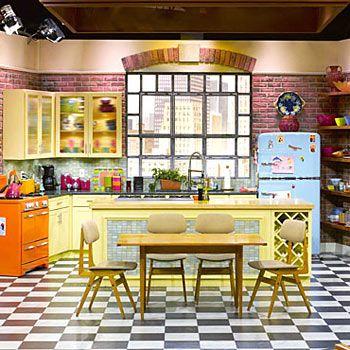Rachael Ray Kitchen | Rachael Ray | Pinterest | Kitchens, Apartments ...