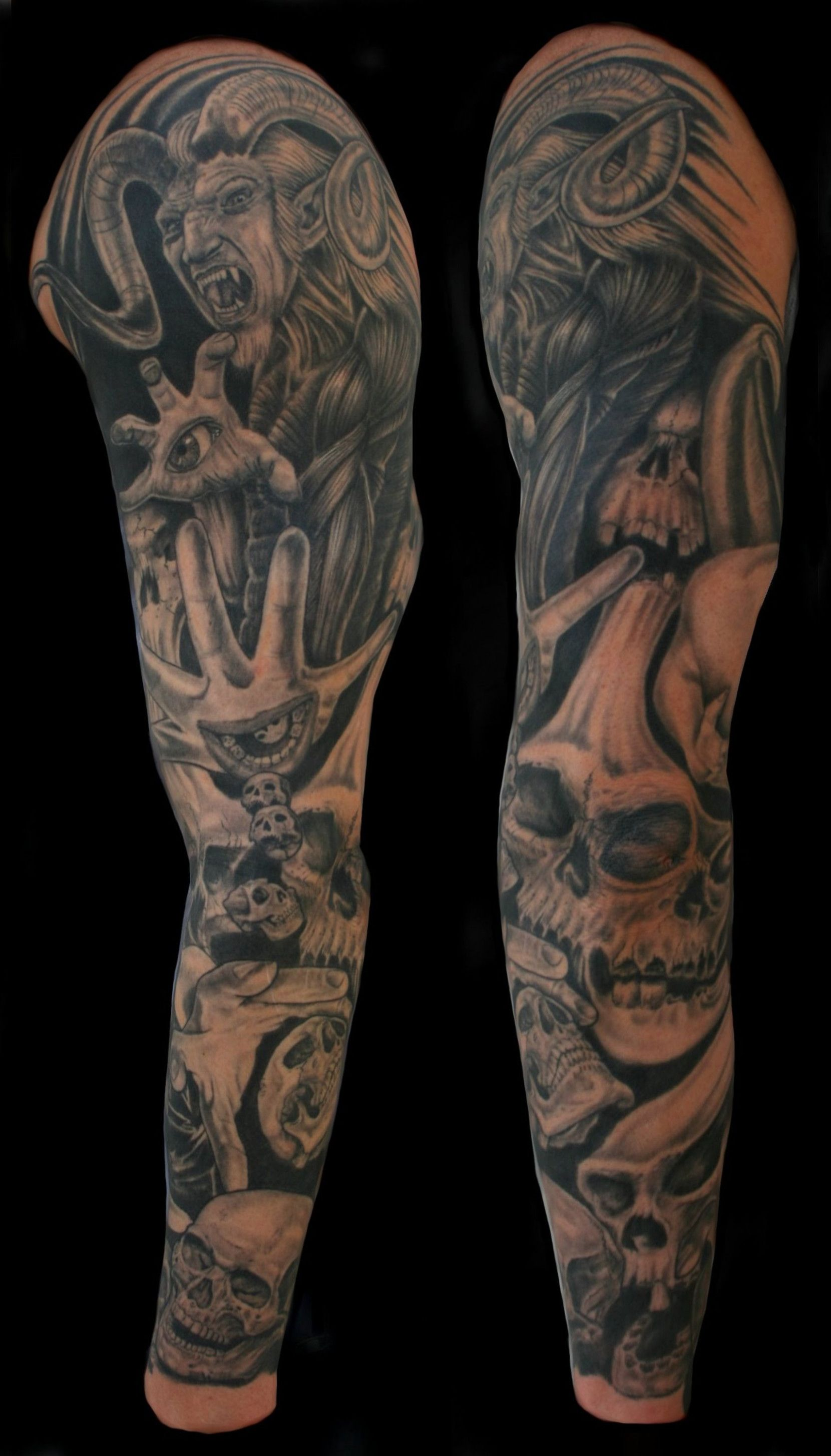 50 how much does a tattoo design Sleeve tattoos, Full