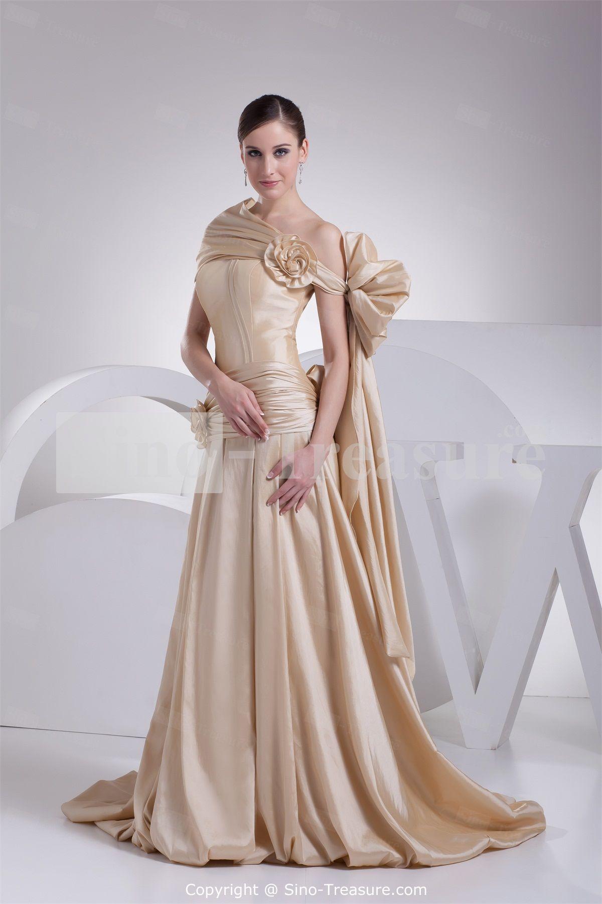 Stylish beautiful evening dresses exclusive photo