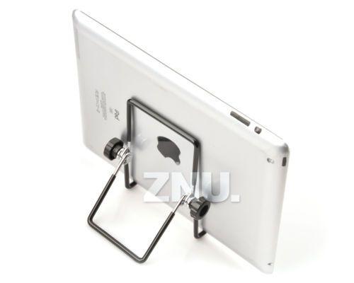 ZNU-Staender-Halterung-Halter-Fuer-iPad-Tablet-PC-Galaxy-7-034-bis-9-034-Sicherheit-Neu