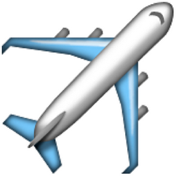 Airplane Emoji U 2708 U E01d U 2708 U Fe0f Emoji Small Airplanes Plane Emoji