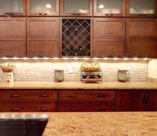 Best Bridgeport Door Style In Oak Finished In Chestnut Brown 400 x 300