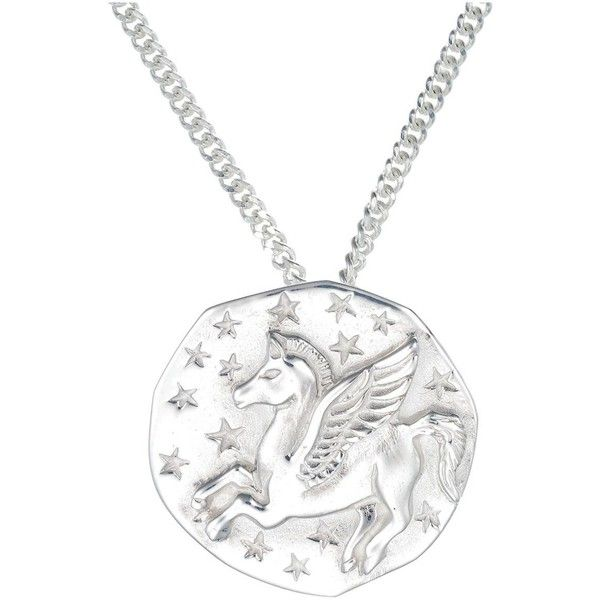 Zoe and morgan silver pegasus of dreams necklace 255 liked on zoe and morgan silver pegasus of dreams necklace 255 liked on polyvore featuring aloadofball Choice Image
