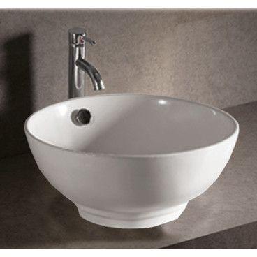 Mold In Bathroom Sink Overflow isabella round bathroom sink with overflow and center drain