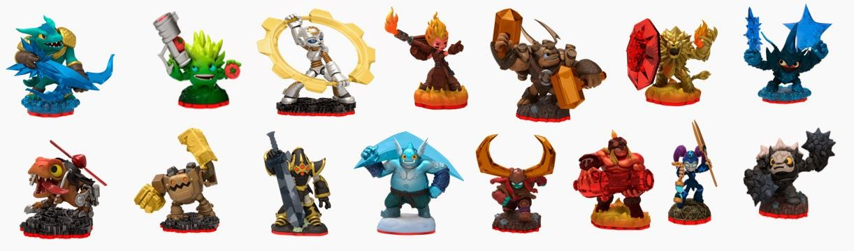 Exclusive Hands-on Preview: Skylanders Trap Team - Meet ...