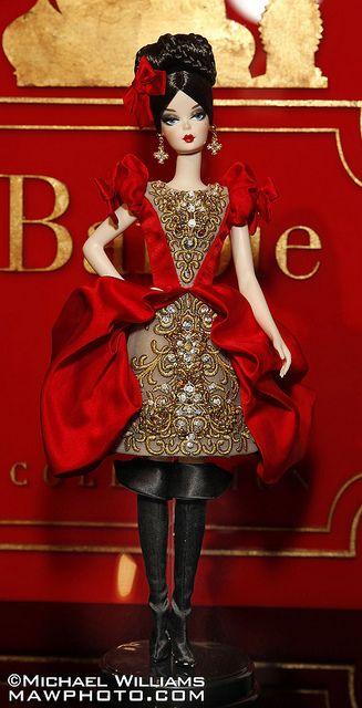 Couture Barbie | Michael Williams