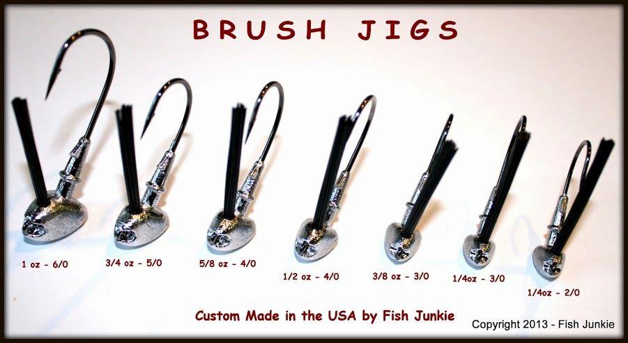 Jig Weight Size Chart Fishing Fish Size Chart Fish Hook