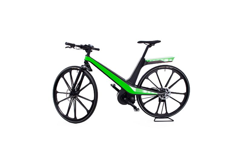 e-Bike Concept by WILDDESIGN