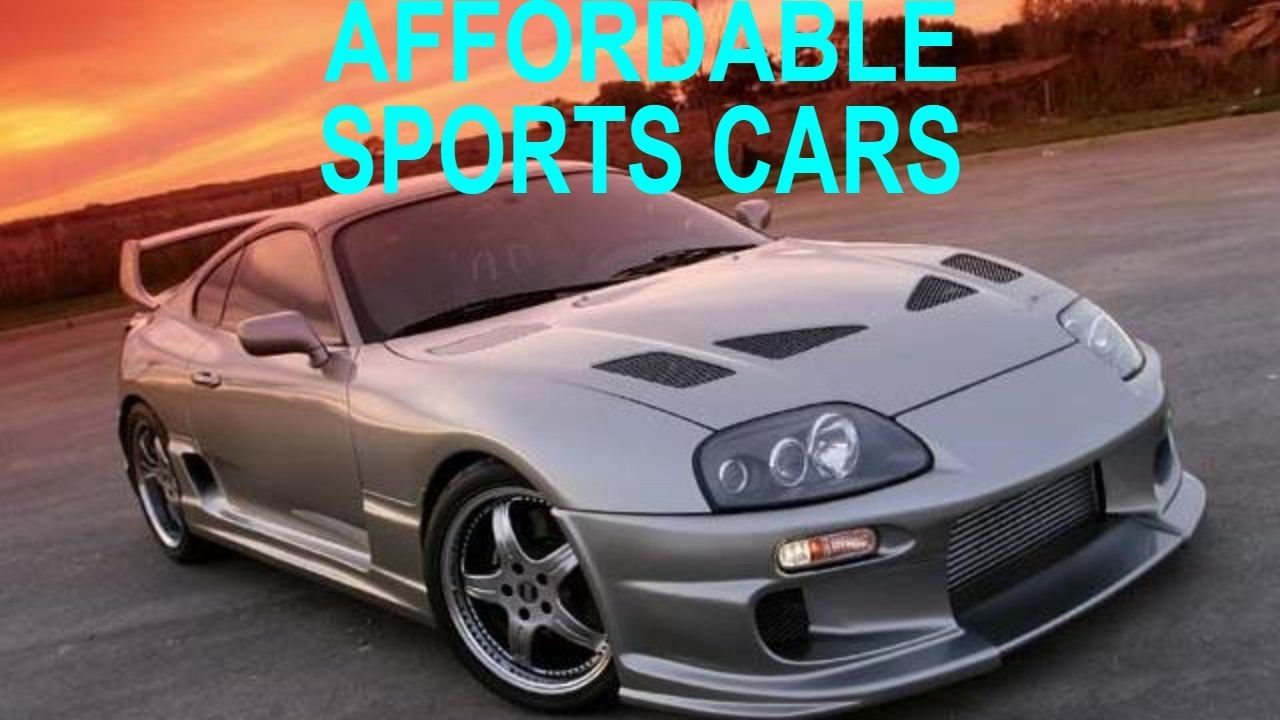 Top 10 Best Affordable Sports Cars Youtube In Top 10 Cheap Sports Cars 36346 Affordable Sports Cars Cheap Sports Cars Sports Cars