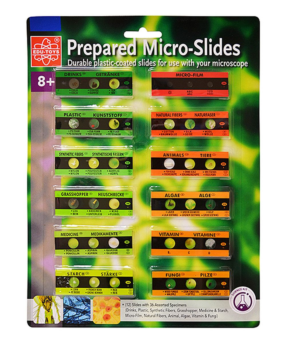 Love this Prepared Micro-Slide Set by Snap Circuits on #zulily! #zulilyfinds