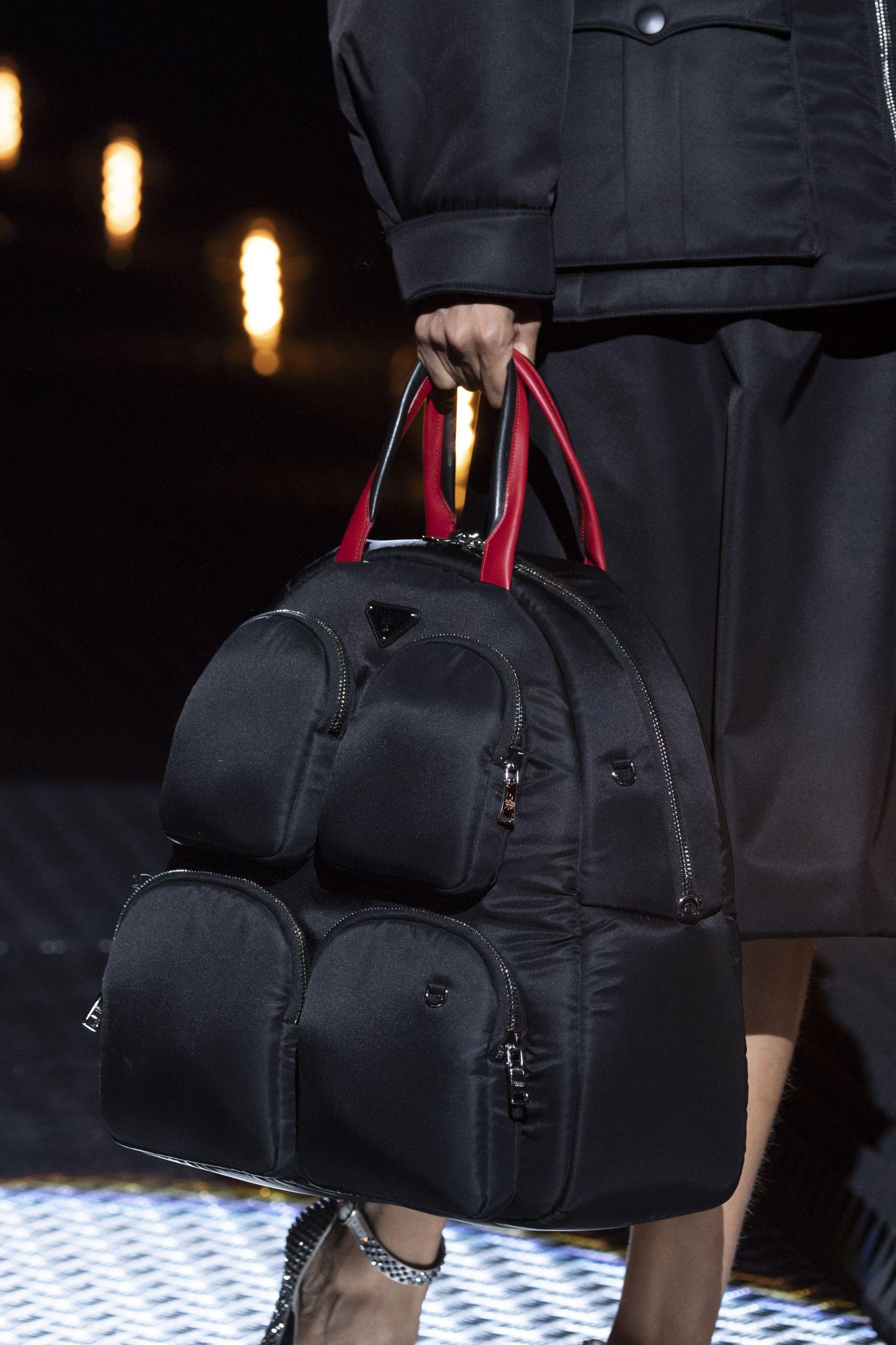 df06a00bd80a Prada Fall 2019 Fashion Show Details | The Look Book | Bags in 2019 ...