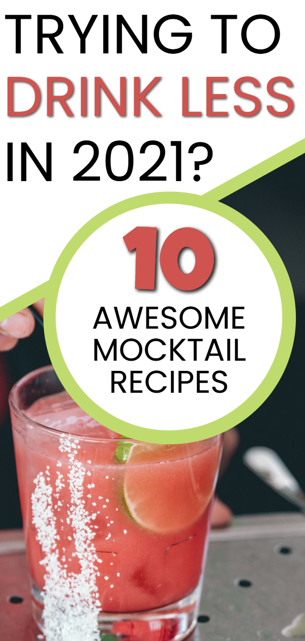 10 Great Mocktail Recipes For Dry January Corporette Com In 2021 Mocktail Recipe Mocktails Recipes