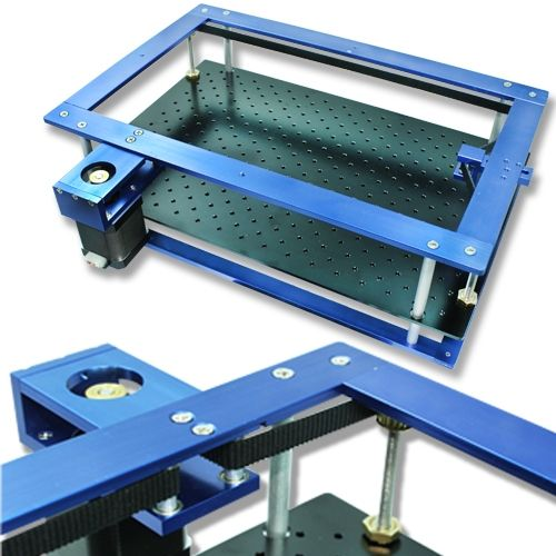 Power Z Table Bed Kit For K40 Small Laser Machine Laser Machine Laser Co2
