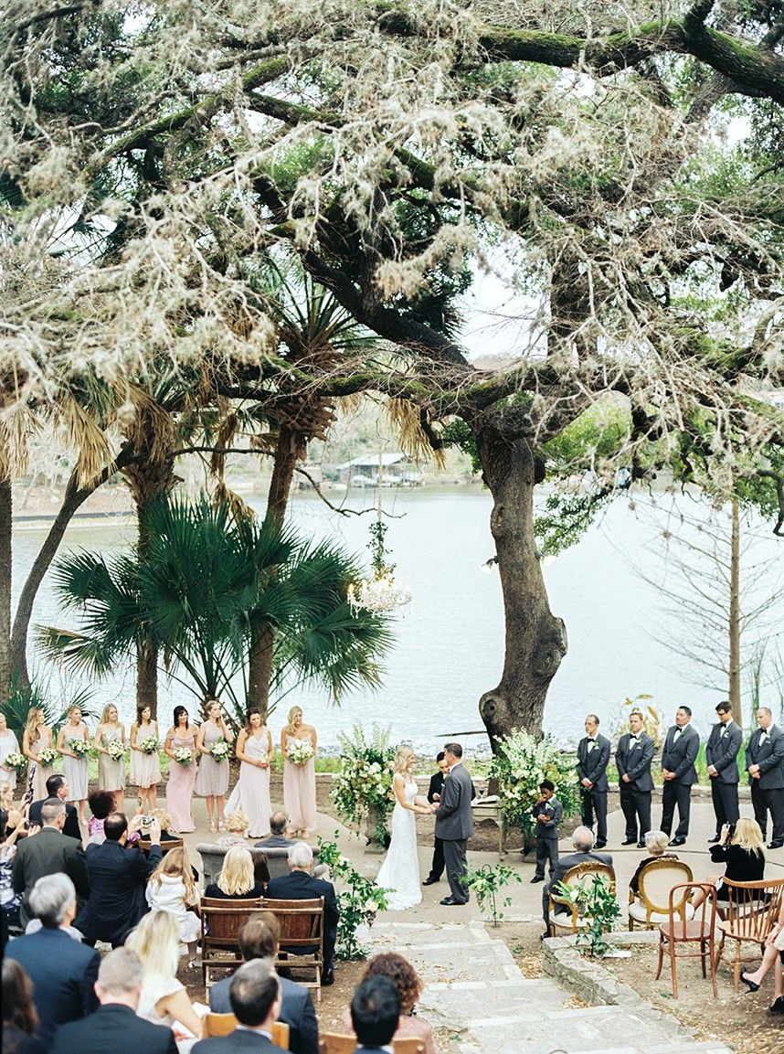 11 AustinArea Waterfront Wedding Venues (With images