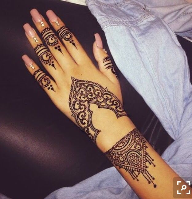 24 Henna Tattoos By Rachel Goldman You Must See: Pin By Morgan Watkins On Tattoo