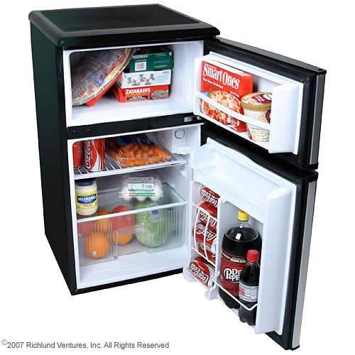 dorm size fridge - Siteze