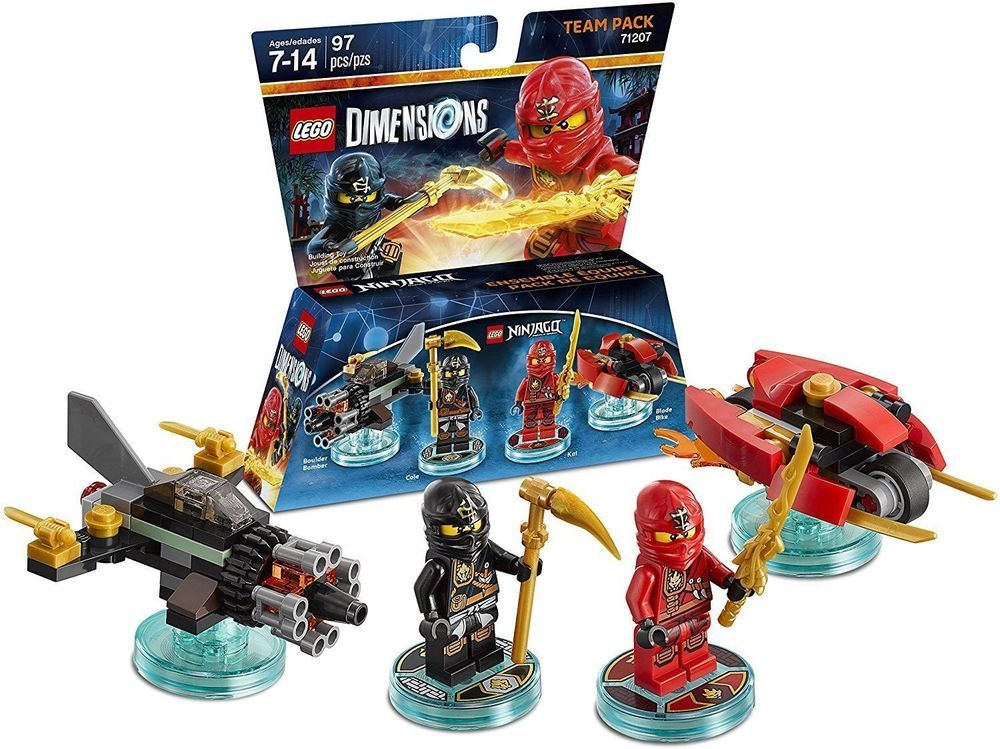 The announcement of Lego Dimensions — the upcoming toys-to-life game ...