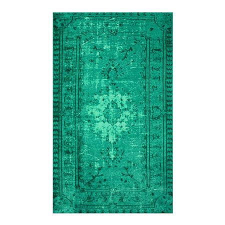 I pinned this Padma Rug in Turquoise from the Bright Ideas event at Joss and Main!