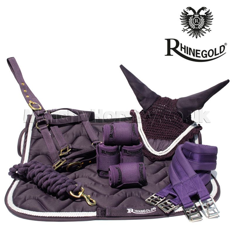 Rhinegold Plum Matching Set Matchy Horsey What Colours Suit Me Equestrian Outfits Horse Riding Clothes