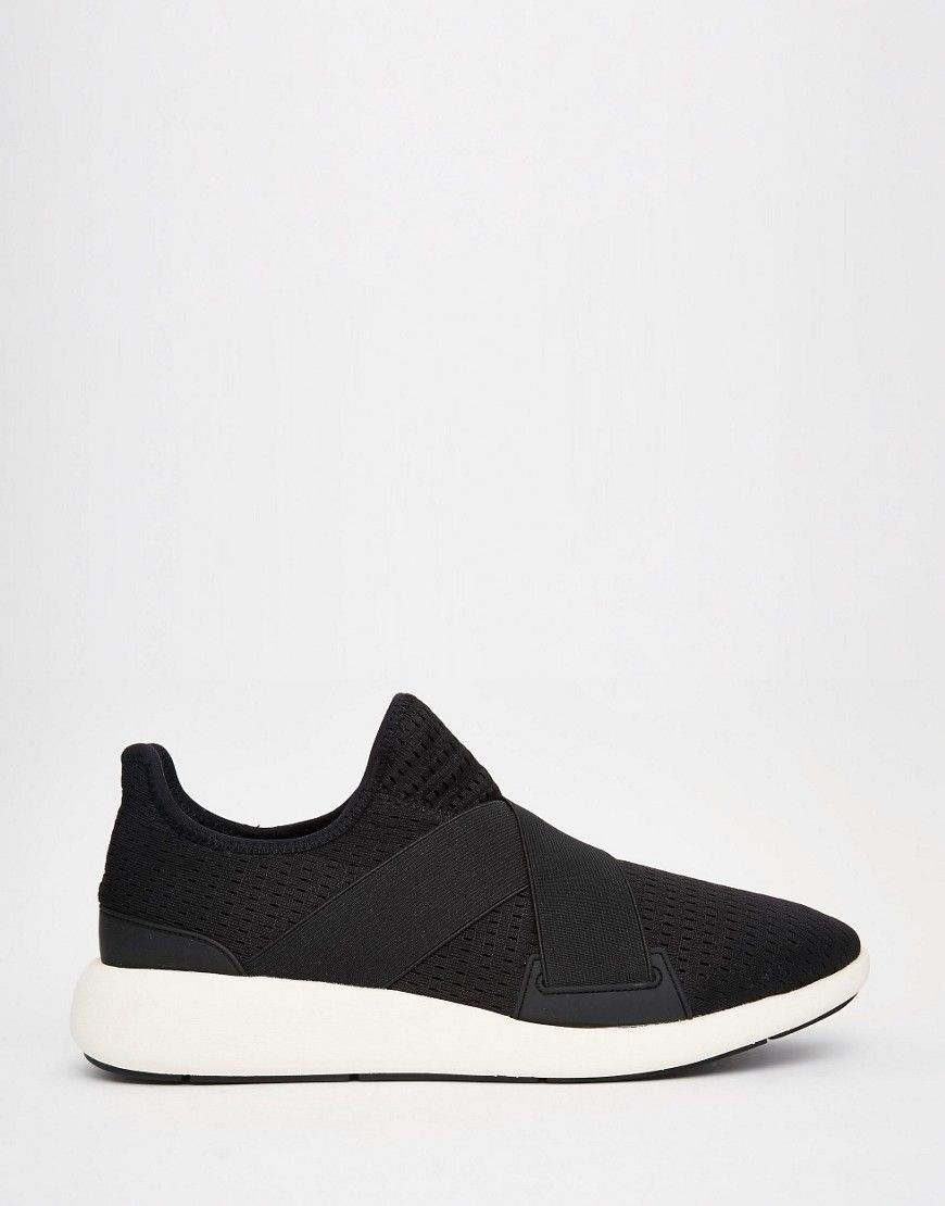 Cartyville Elastic Trainers In Black - Black Aldo Outlet Where To Buy Cheap Sale Perfect lZ1I7Y7