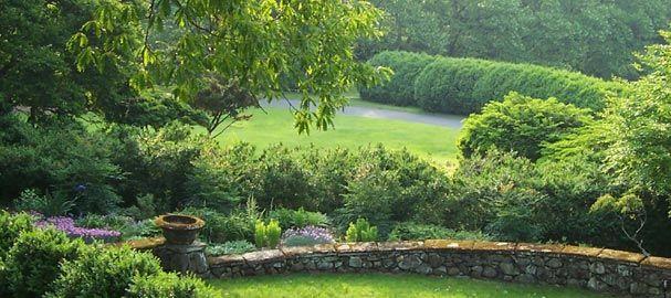 Greenwood Gardens, a historic public garden of Short Hills, New ...