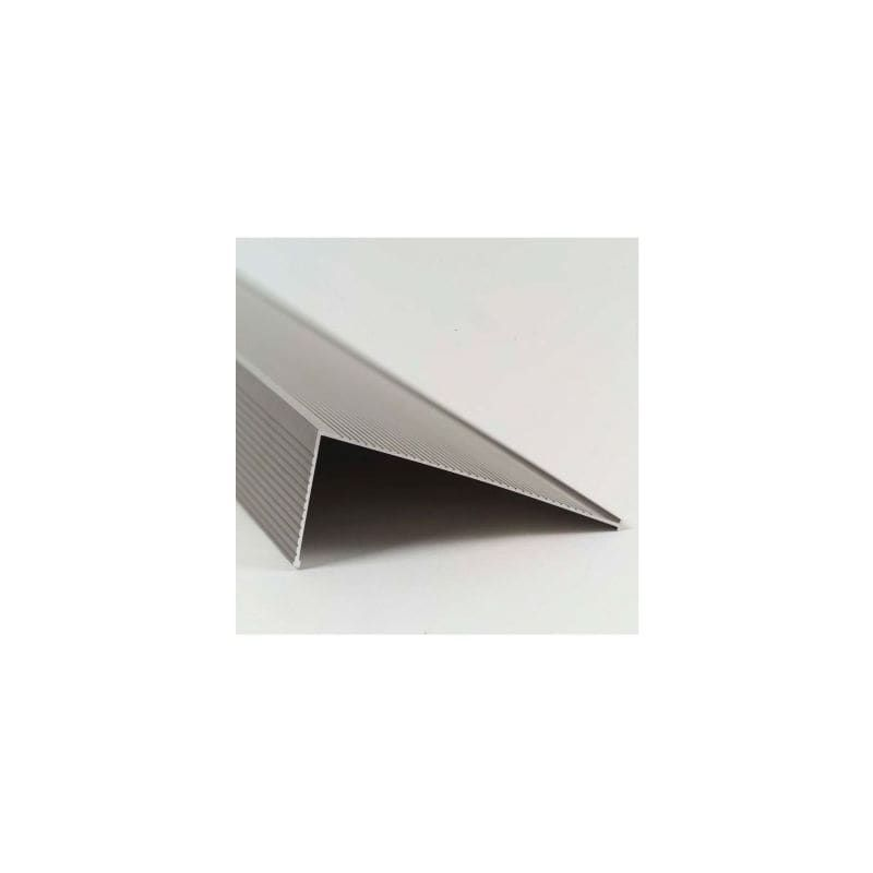 M D Building Products 25750 36 X 4 1 2 X 1 1 2 Sill Nosing Satin Nickel Satin Nickel Window Sealing Sill Nosing M D Building Products Satin Nickel Nickel