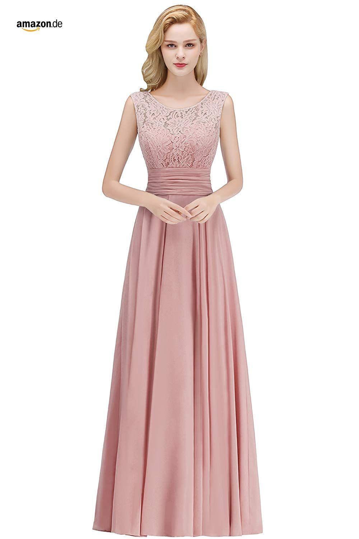 elegant Ärmellos festliches kleid langes abendkleid
