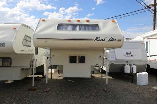 Check Out This 2001 Palomino Real Lite 1140 Listing In Loomis Ca