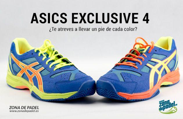 zapatillas padel asics exclusive