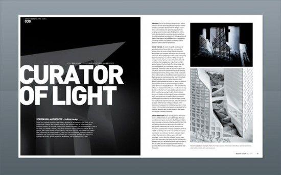 1000+ images about media: magazine layouts on Pinterest ...