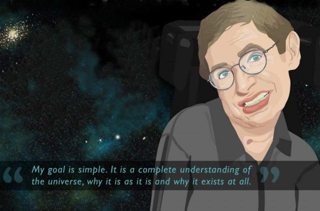 Stephen Hawking- A Brief History of his life and times
