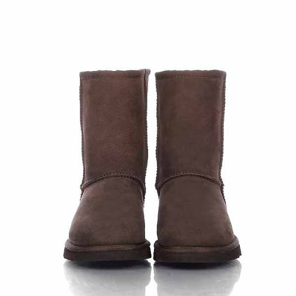 UGG Classic Short Boots 5825 Chocolate http://uggbootshub.com/ugg-boots- short-ugg-classic-short-boots-5825-c-18_19.html