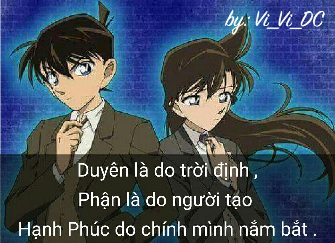 Shinichi ran mori Hạnh phúc